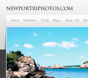 NewportRIphotos.com launches redesigned website