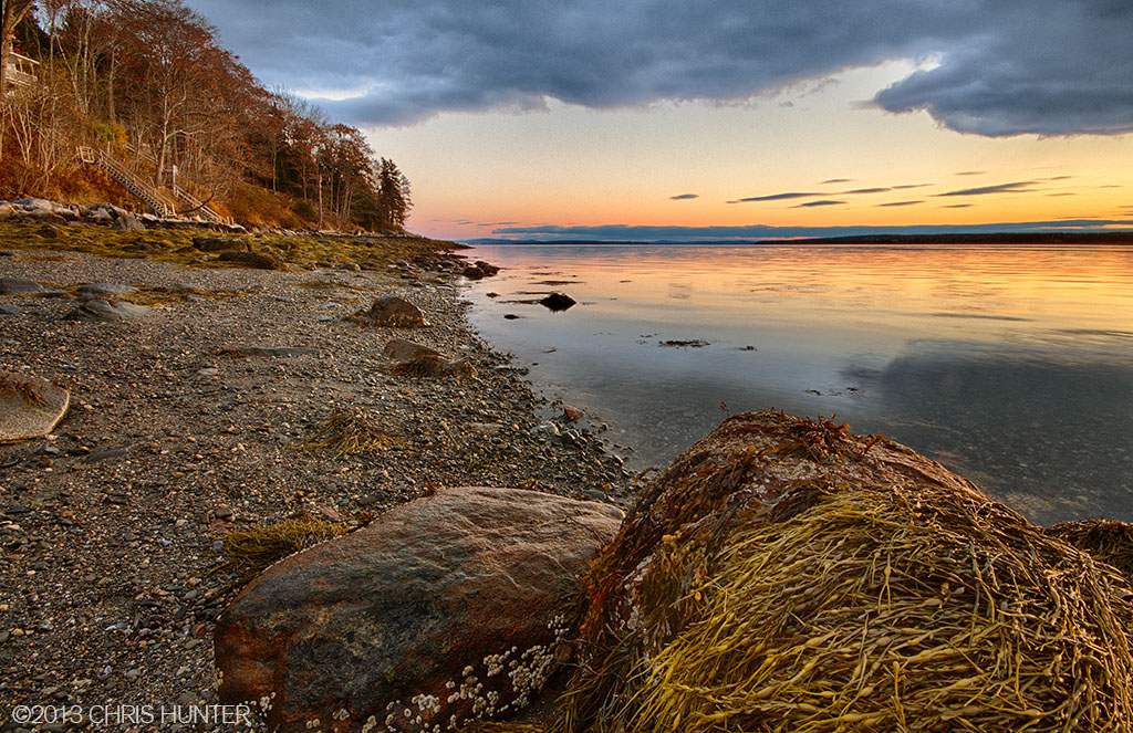 Maine in the Fall Fifteen
