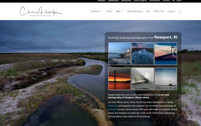 NewportRIphotos.com Launches New Website for Christmas 2016!